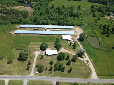 Farm For Sale: 4608 County Rd 89