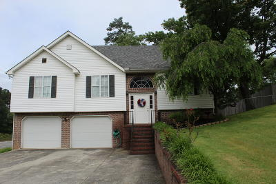 Ringgold Single Family Home Contingent: 47 W Highland Dr