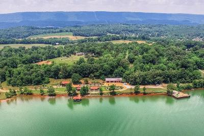 Rhea County Single Family Home For Sale: 2745 New Lake Rd