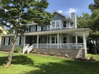 Single Family Home For Sale: 7421 Flagstone Dr