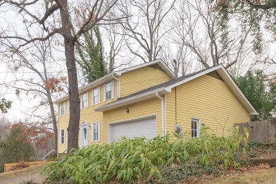 Hixson Single Family Home Contingent: 7311 Fairington Cir