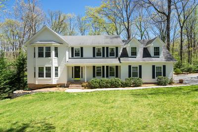 Signal Mountain Single Family Home Contingent: 70 Whispering Pines Drive