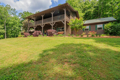 Ringgold Single Family Home For Sale: 3285 Ringgold Rd