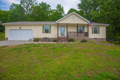 Ringgold Single Family Home Contingent: 457 Timberland Tr