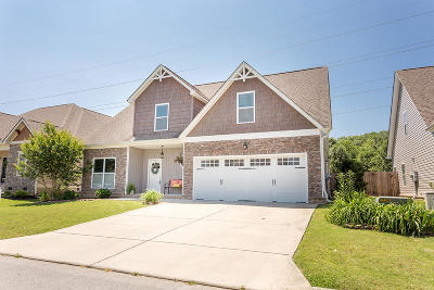 Chattanooga Single Family Home For Sale: 2536 Waterhaven Dr