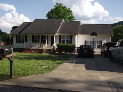 Marion County Single Family Home Contingent: 995 N Pryor Cove Rd