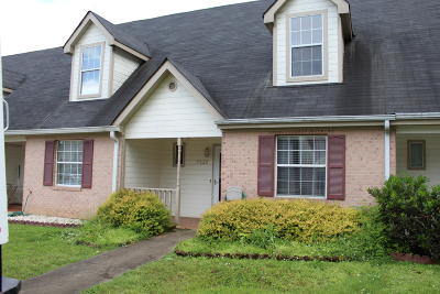 East Brainerd Townhouse For Sale: 7522 Eric Dr