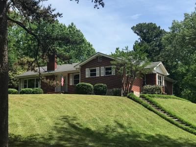 Rossville Single Family Home For Sale: 1310 S Crest Rd