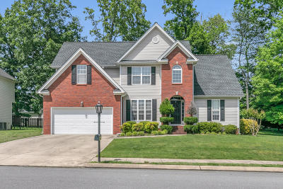Ooltewah Single Family Home Contingent: 8337 Stillwater Cir