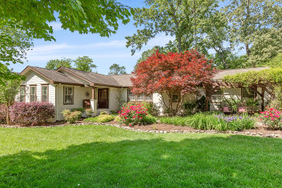 Chattanooga Single Family Home For Sale: 1608 Carroll Ln