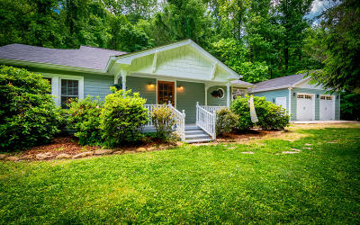 Chattanooga Single Family Home Contingent: 5200 Mountain Creek Rd