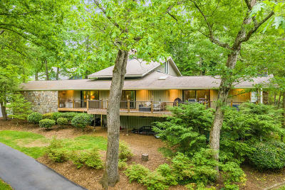 Signal Mountain Single Family Home For Sale: 416 Fern Tr