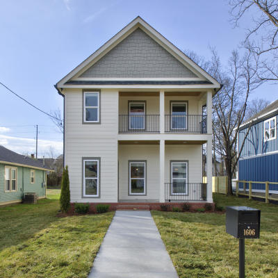 Chattanooga Single Family Home For Sale: 1606 Anderson Ave