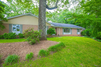 Single Family Home For Sale: 4010 Highwood Dr