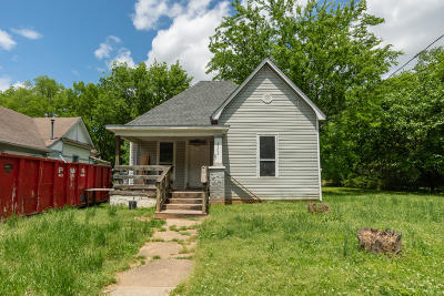 Chattanooga Single Family Home Contingent: 2303 Kirby Ave