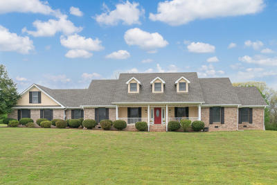 Ringgold Single Family Home Contingent: 40 Heritage Pl