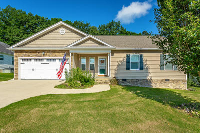 Chickamauga Single Family Home For Sale: 33 Cottage Crest Ct