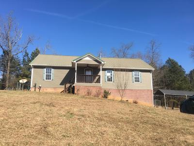 Decatur Single Family Home Contingent: 620 Burketts Chapel Rd