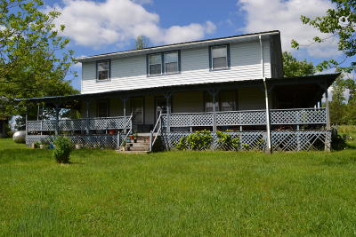 Bledsoe County Single Family Home For Sale: 528 Heptner Rd