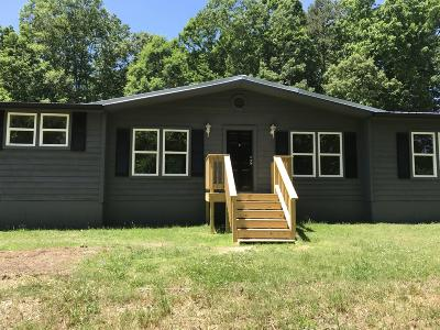Ringgold Single Family Home Contingent: 3242 Mt Pisgah Rd