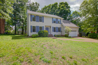 Chattanooga Single Family Home For Sale: 8508 Brandermill Ln