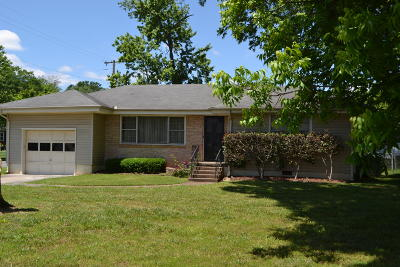 Chattanooga Single Family Home Contingent: 119 Haney Dr