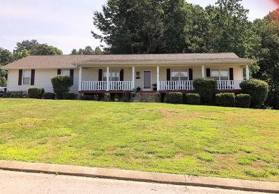 Ringgold Single Family Home For Sale: 334 Crestwood Dr