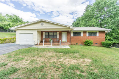 Chickamauga Single Family Home Contingent: 5389 N Marble Top Rd