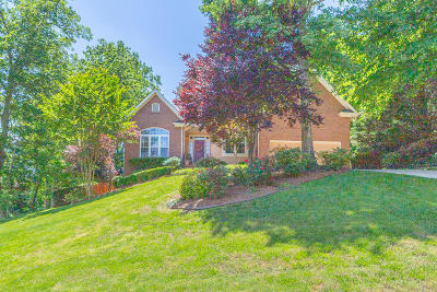 Chattanooga Single Family Home Contingent: 2630 Winter Garden Dr