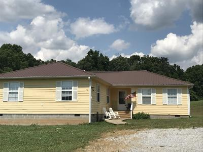 Bledsoe County Single Family Home For Sale: 287 London McCloud Rd