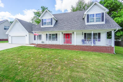 Chickamauga Single Family Home For Sale: 106 Dogwood Tr