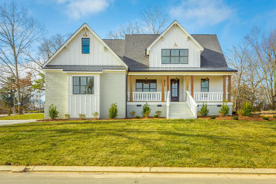 Signal Mountain Single Family Home Contingent: 2838 Signal Farms Ln #Lot 20