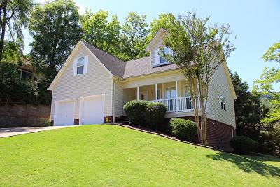 Single Family Home For Sale: 804 Creek Dr