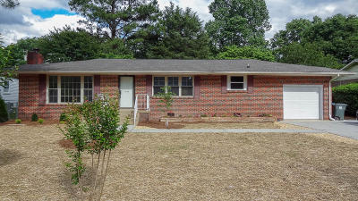 Chattanooga Single Family Home Contingent: 1552 N Concord Rd