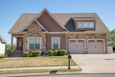 Ooltewah Single Family Home For Sale: 8498 Deer Run Cir
