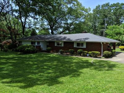Chattanooga Single Family Home For Sale: 1007 Altamont Rd