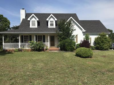 Ringgold Single Family Home For Sale: 97 Spring Valley Ln