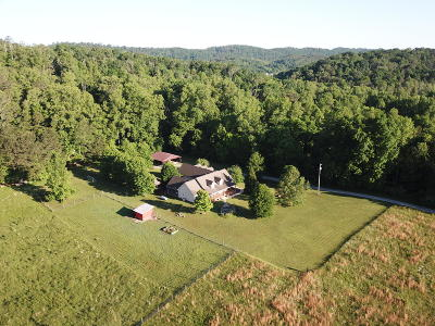 Ringgold Single Family Home For Sale: 2025 Salem Valley Rd