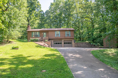 Chattanooga Single Family Home Contingent: 9417 Cathowken Dr
