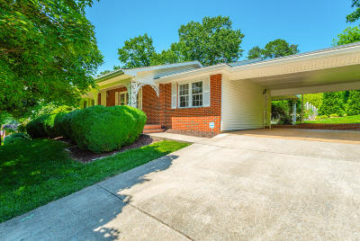 Chattanooga Single Family Home Contingent: 7017 Palermo Dr