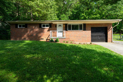 Chattanooga Single Family Home Contingent: 432 Lullwater Rd