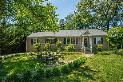 Chattanooga Single Family Home For Sale: 3606 Weldon Dr