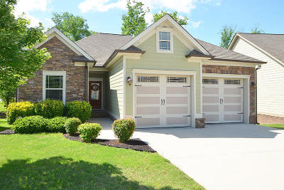 Ooltewah Single Family Home Contingent: 8564 Kennerly Ct