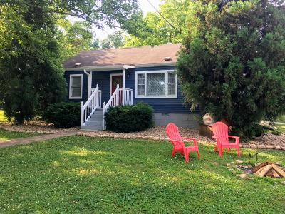 Chattanooga Single Family Home For Sale: 3705 Occonechee Tr