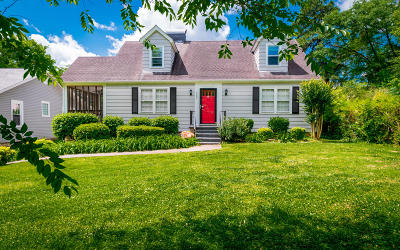Chattanooga Single Family Home For Sale: 4000 Albemarle Ave