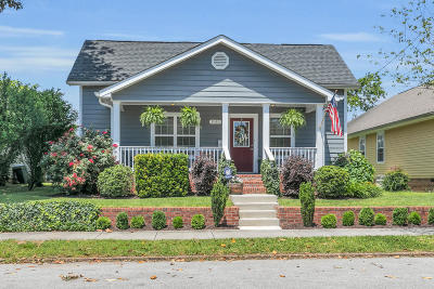 Chattanooga Single Family Home For Sale: 1815 Williams St