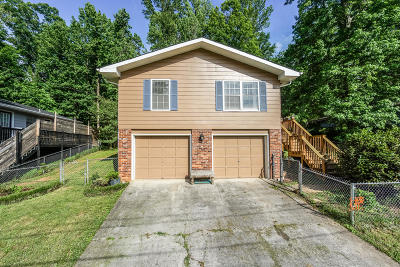 Chattanooga Single Family Home Contingent: 4132 Mountain View Ave