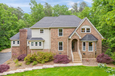 Signal Mountain Single Family Home Contingent: 932 Falling Water Tr