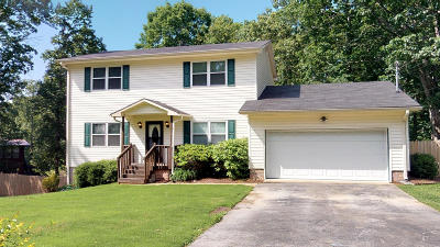 Ooltewah Single Family Home Contingent: 9324 Wyndover Dr