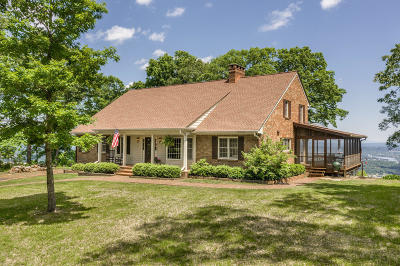 Chattanooga Single Family Home For Sale: 1212 Cumberland Rd